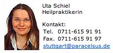 Paracelsus Schule Stuttgart